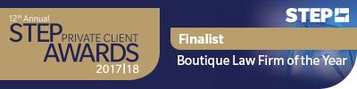PCA17_Finalist_Boutique Law firm